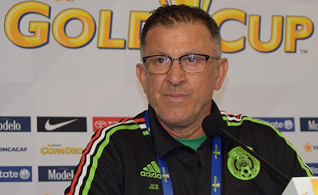 Osorio pidió refuerzos a tiempo