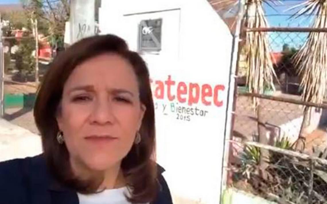 Combate al feminicidio será prioridad nacional de mi gobierno: Margarita Zavala