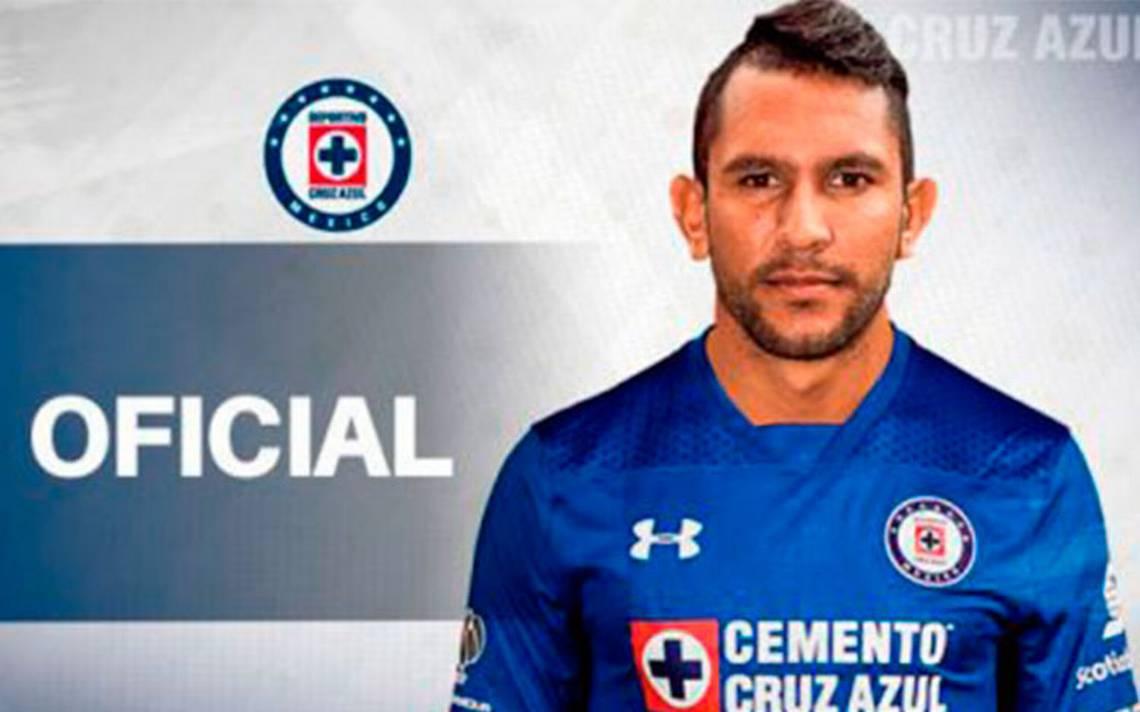 Ahora sí, Walter Montoya es nuevo jugador de Cruz Azul