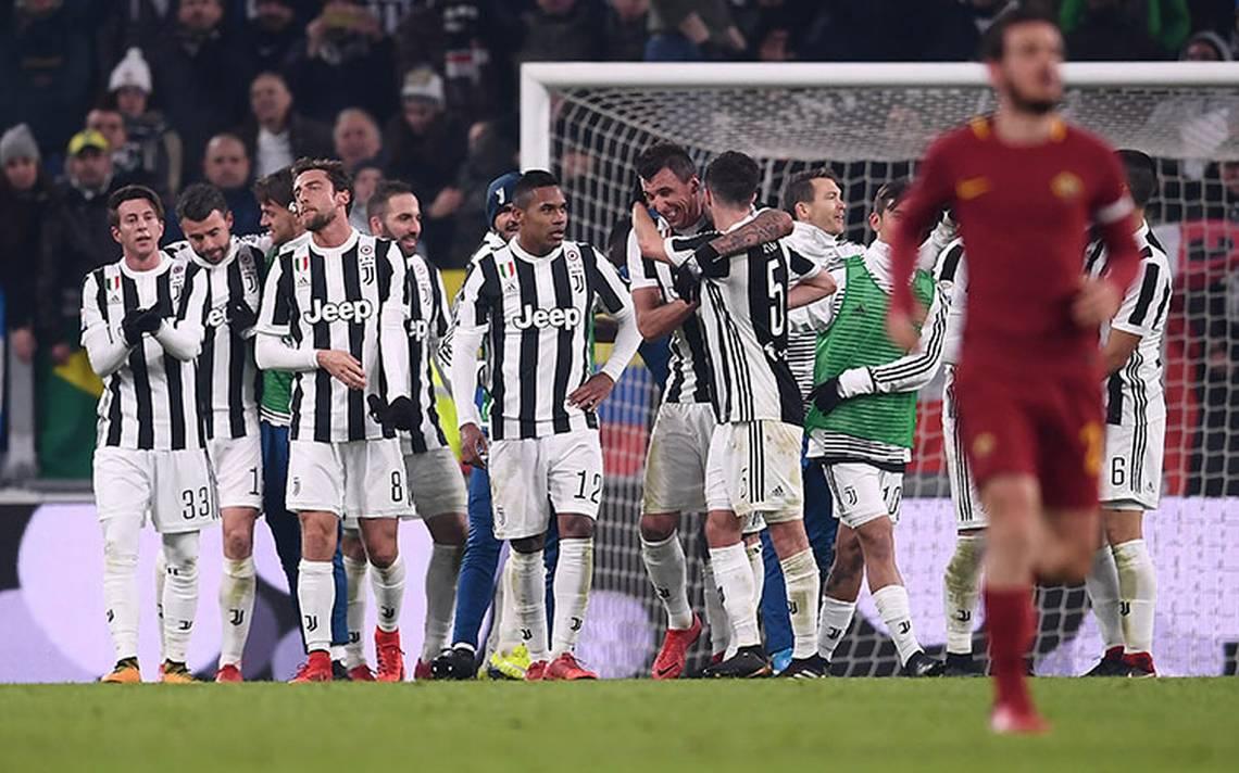 Juventus resiste el ritmo del líder Nápoles; el Inter se desinfla
