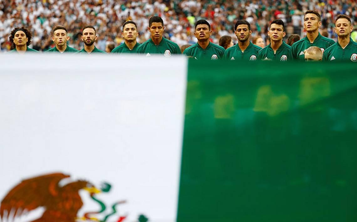 ¡Se nos enchinó la piel! Así retumbó el Himno Nacional Mexicano en el estadio Luzhniki