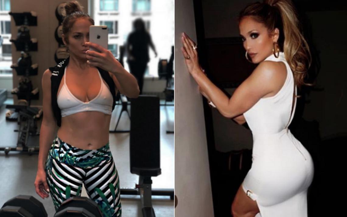 Jennifer Lopez cumple 49 y lo presume con impactantes fotos en bikini