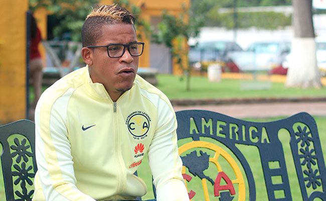 Michael Arroyo, de nuevo sin jugar con el América