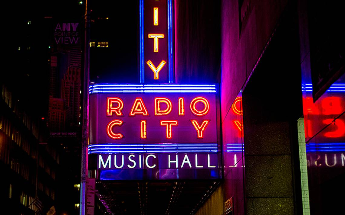 Tras larga ausencia, premios MTV regresan al Radio City de Nueva York