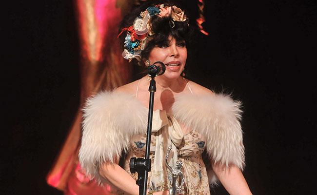 Críticos de teatro premian a  Verónica  Castro