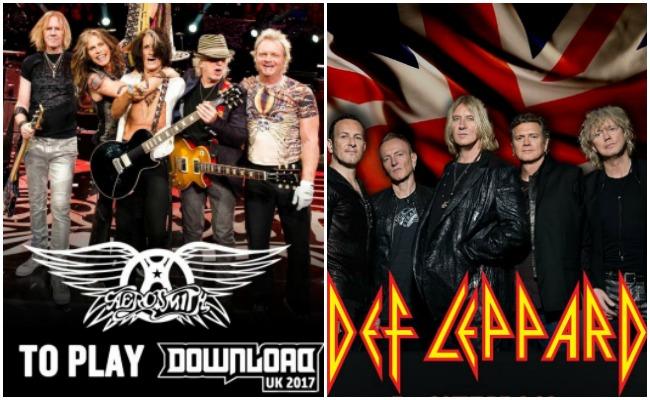 Aerosmith y Def Leppard vibrarán Monterrey en festival masivo