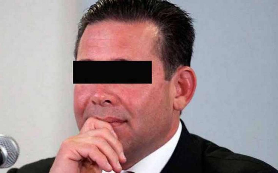 Vinculan a proceso a Eugenio HernA?ndez, exgobernador de Tamaulipas