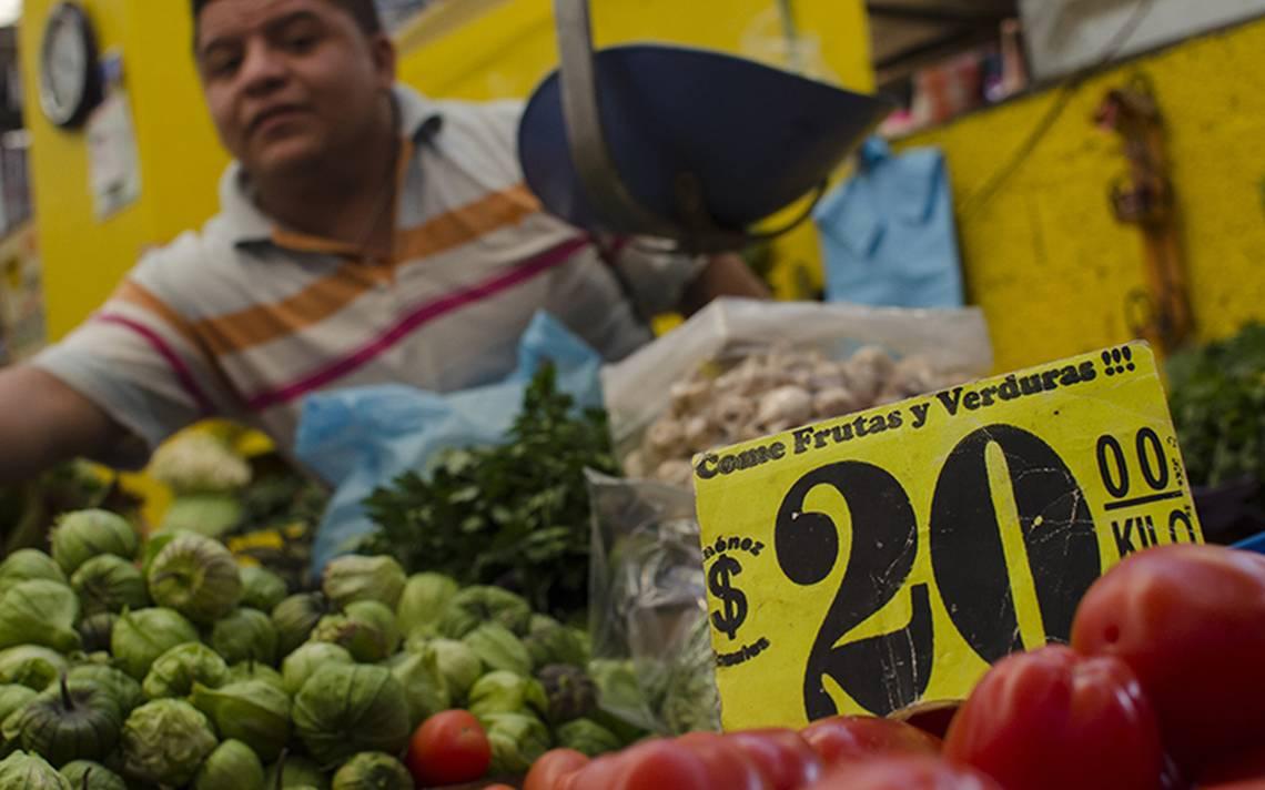 Se desacelera inflación,llega a un nivel de 6.53%