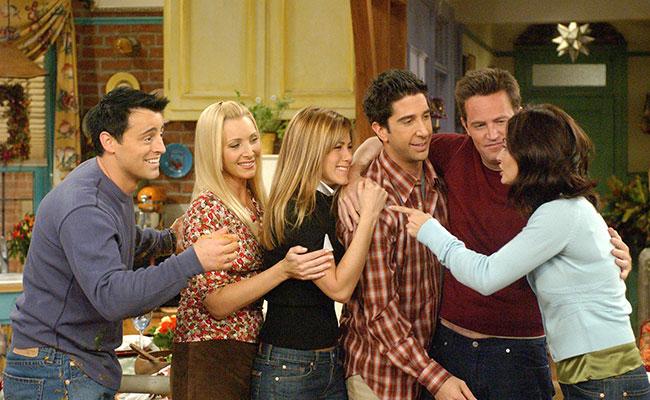 """Actor de """"Friends"""" participa en campaña contra acoso sexual"""