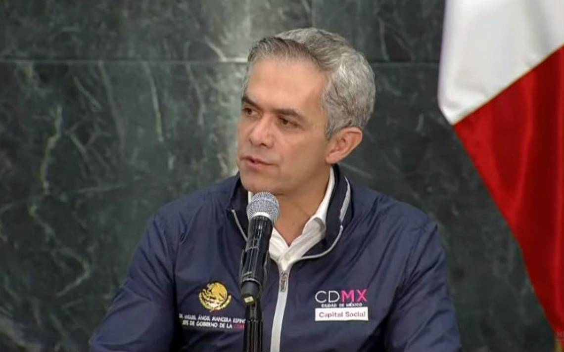 Alerta sísmica se reforzará en la Ciudad de México: Mancera
