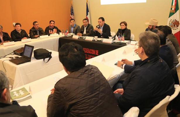 Destinará Zacatecas 400 mdp para migrantes