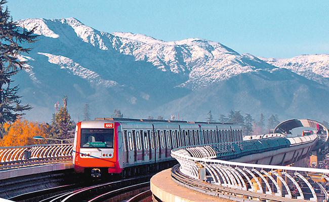 Metro de Chile usará 50% de energía solar para 2017; invertirá 250 millones de dólares