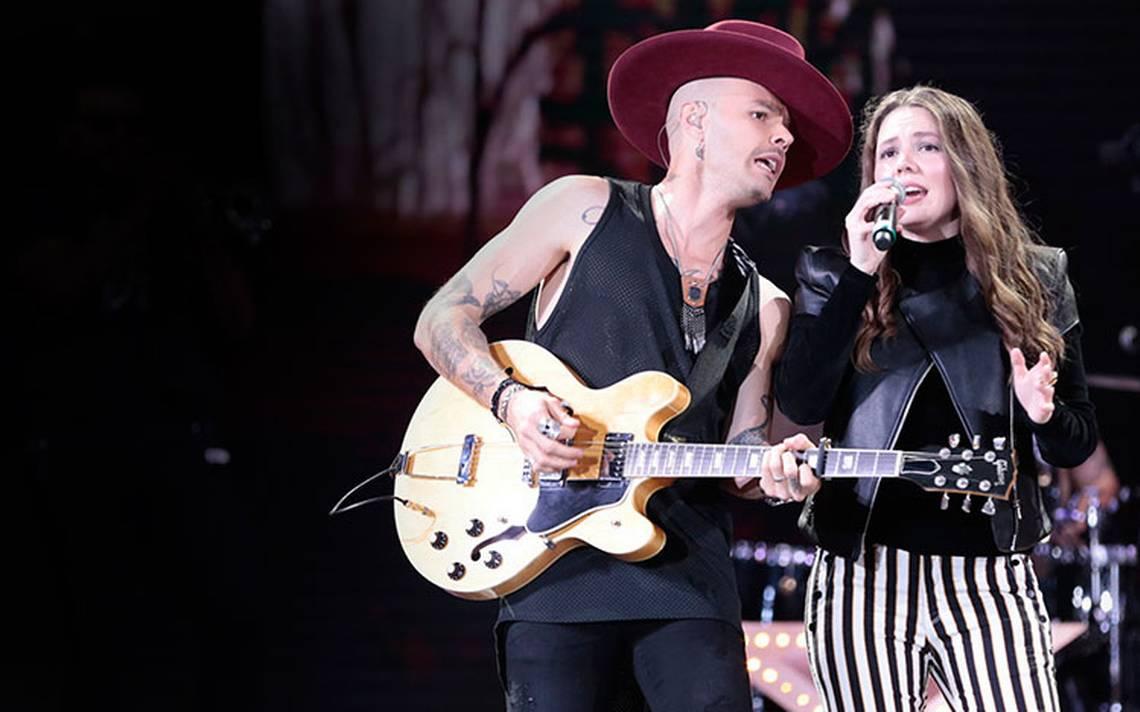 """Con 12 mil asistentes, Jesse y Joy cierran gira """"Un besito más"""""""