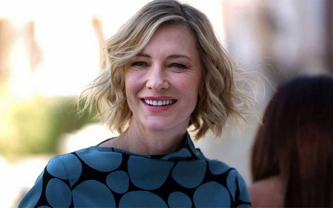 Tras acusación de abuso sexual, Cate Blanchett defiende a Woody Allen
