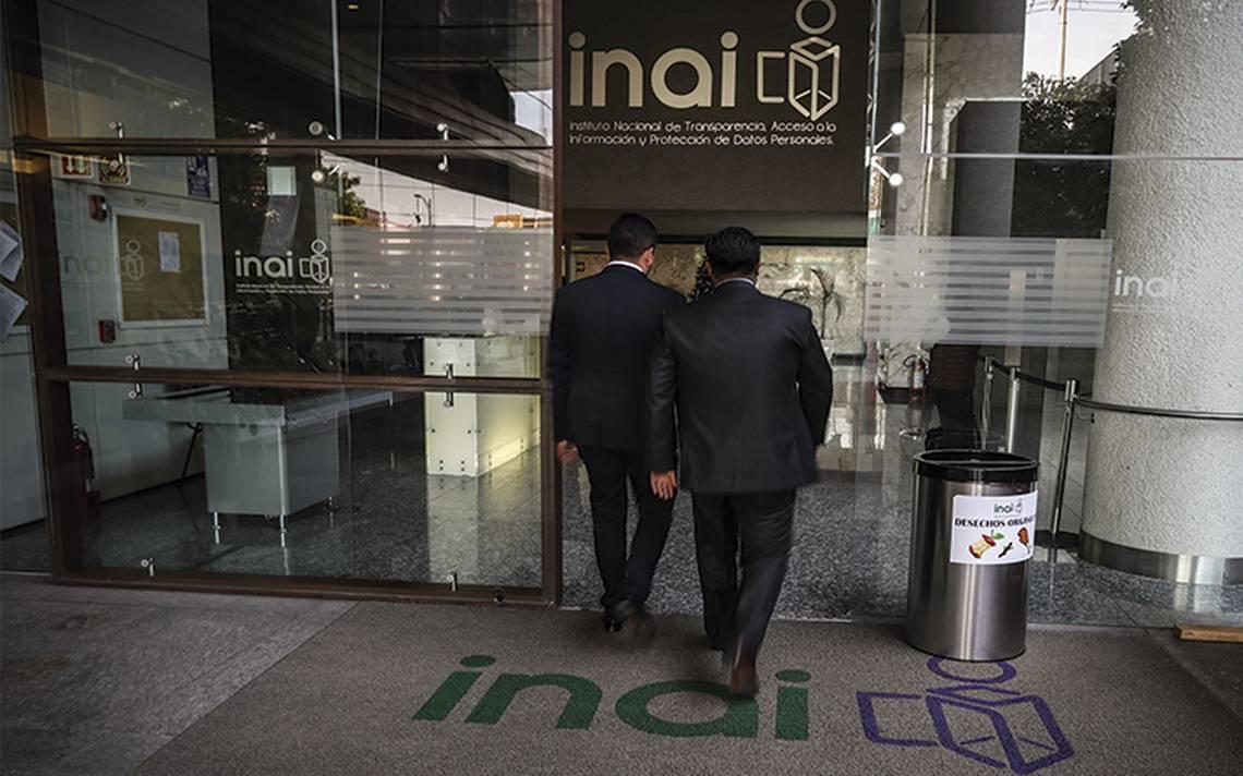 INAI exige a Peña Nieto vetar la Ley de Seguridad Interior