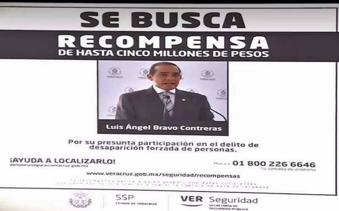 Detienen al ex fiscal de Veracruz en la Ciudad de México