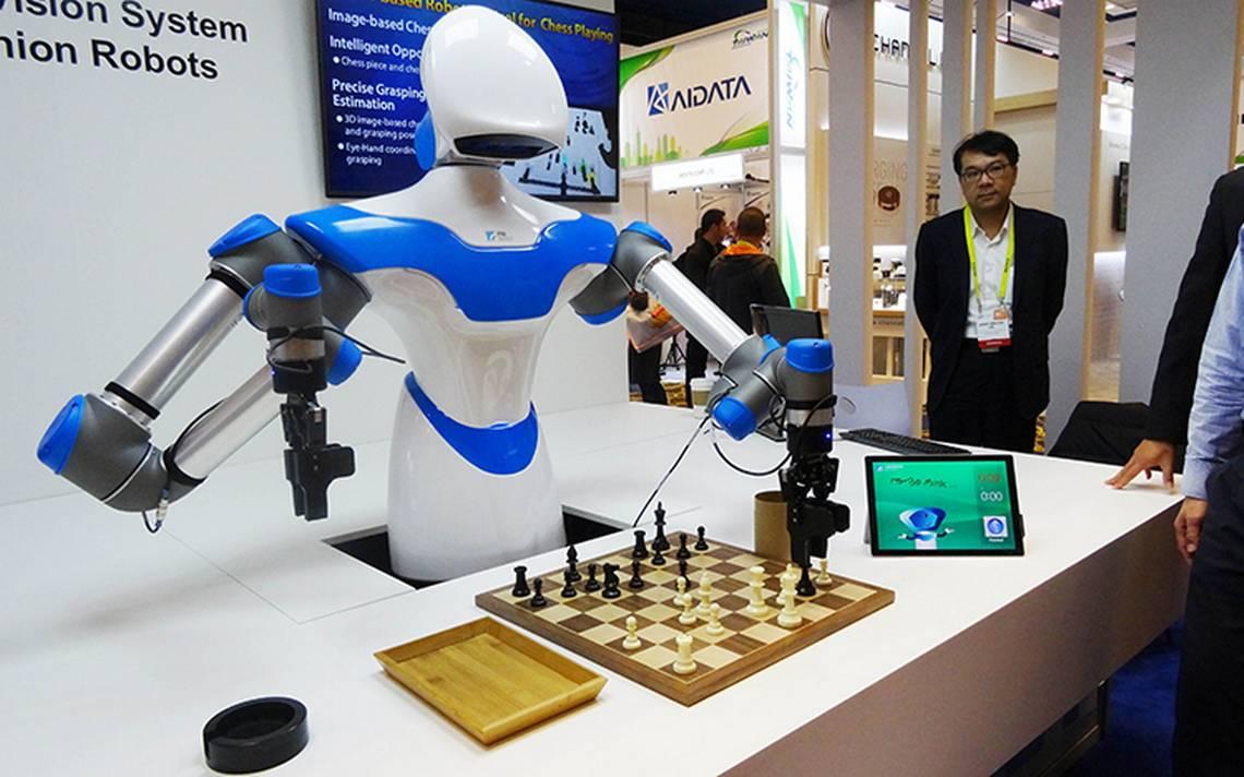 Inteligencia artificial se apodera del Salón CES de Las Vegas