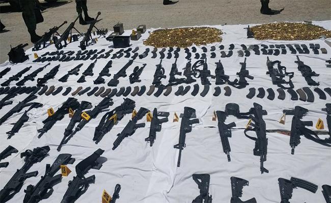 Retrasa PGR investigaciones sobre tráfico de armas: fiscal