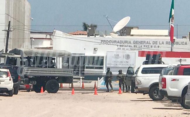 """PGR despliega fuerte operativo tras declaración del """"Babay"""""""
