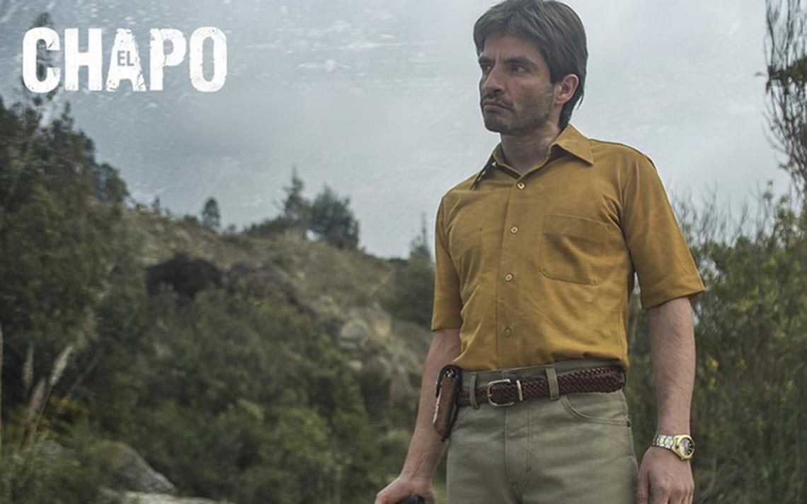 """Muere uno de los protagonistas de la serie """"El Chapo"""""""