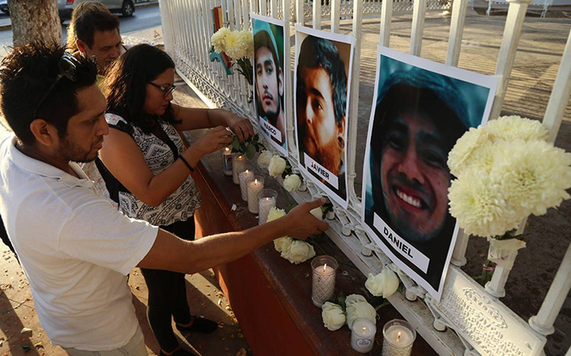 Cae otro presunto implicado en muerte de estudiantes de cine en Jalisco