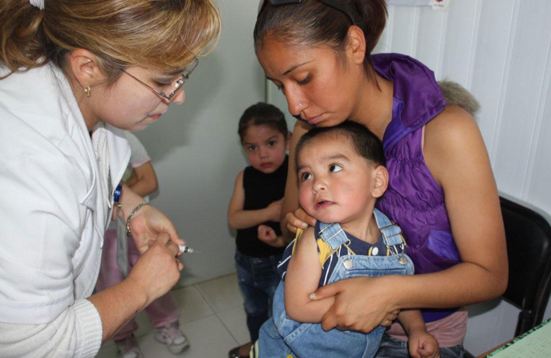 Arranca la primera Semana Nacional de Salud
