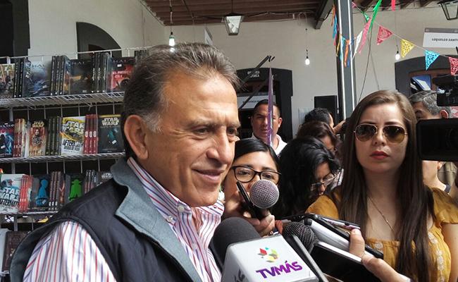 PGR acepta que Yunes Linares sea testigo en caso Javier Duarte