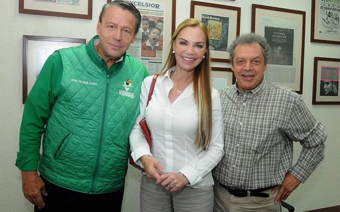 Alfredo Adame, Gabriela Goldsmith y Ausencio Cruz dejan su carrera por la política