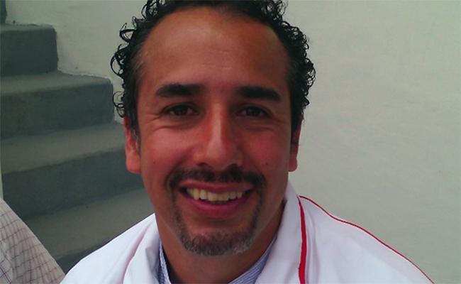 Israel Benítez, se autoproclamó nuevo presidente de Atletismo
