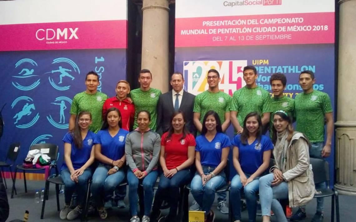 Vuelve a México el Campeonato Mundial de Pentatlón Moderno