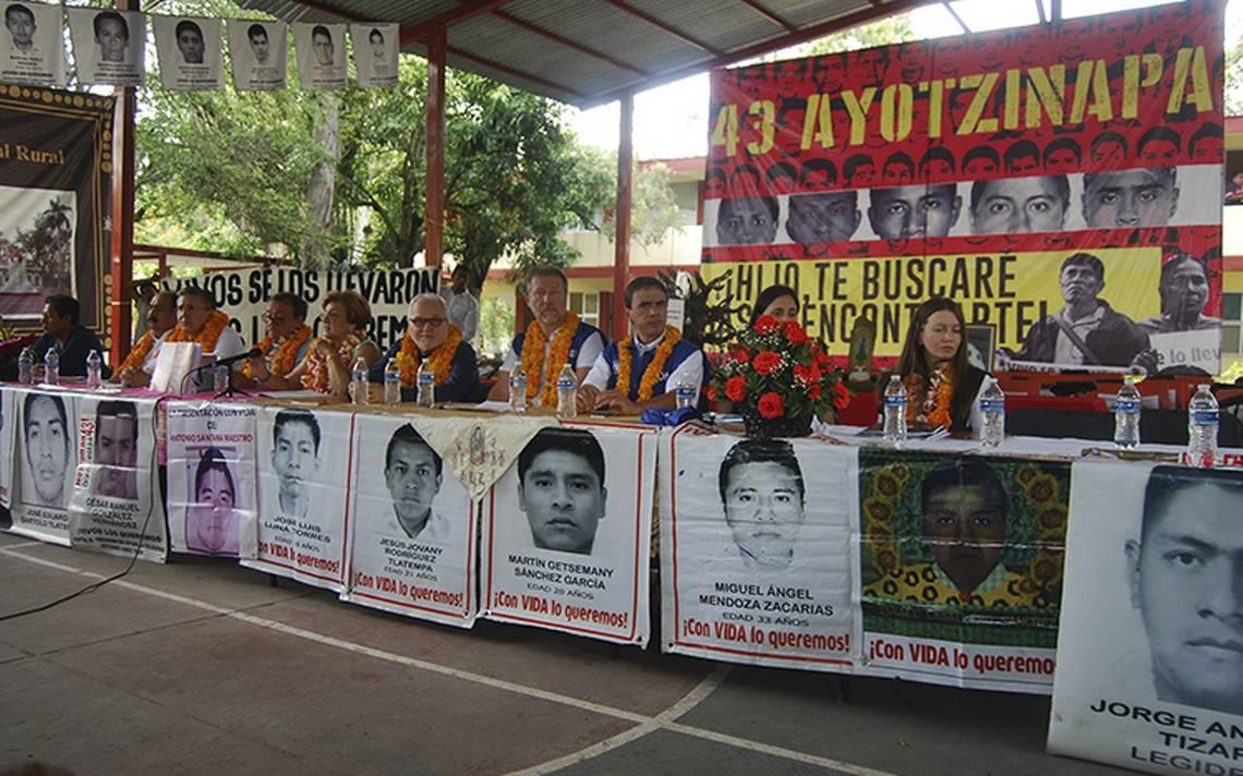 CIDH rechaza verdad histórica del gobierno federal en caso Ayotzinapa