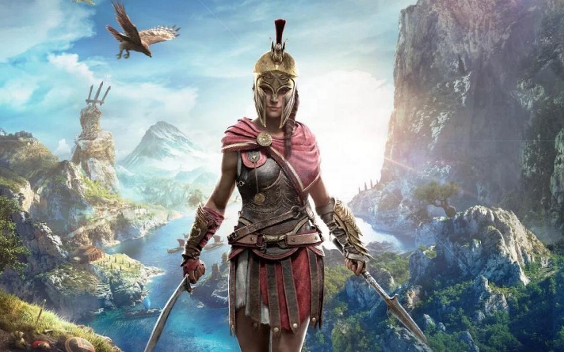 Assassin's Creed Odyssey un éxito en su primera semana de preventa