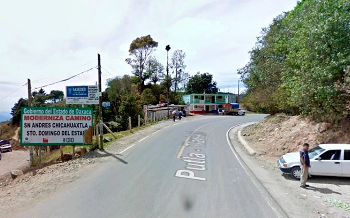 Emboscada contra policías en Putla, Oaxaca, deja un herido