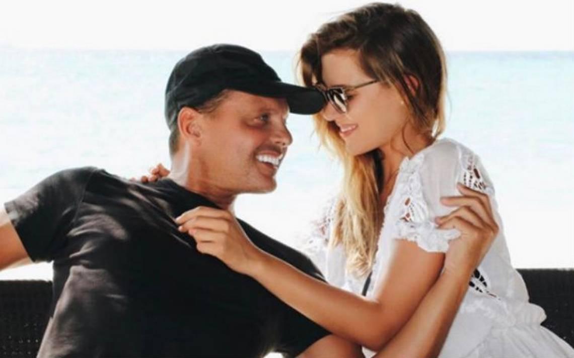 """""""Estamos viviendo nuestro mejor momento""""; Michelle Salas orgullosa de su padre Luis Miguel"""