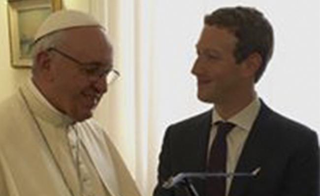 Mark Zuckerberg ya no es ateo, lo da a entender en mensaje