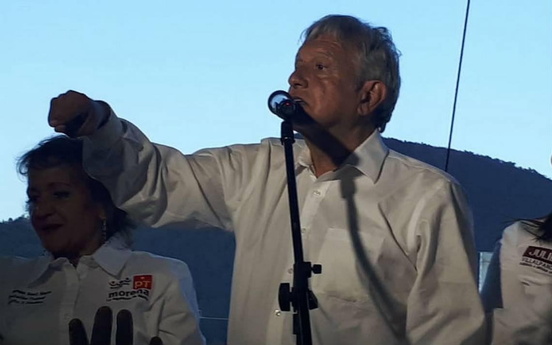 Se volvió deporte nacional atacar a Peña Nieto: AMLO