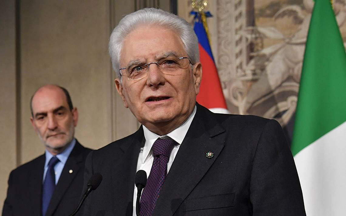 "Italia sin acuerdo: Mattarella propone un ""gobierno neutral"" pero le dicen que ""no"""