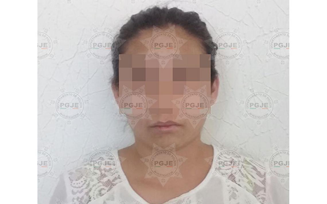 Detienen en Tlaxcala a niñera que golpeó brutalmente a gemelos