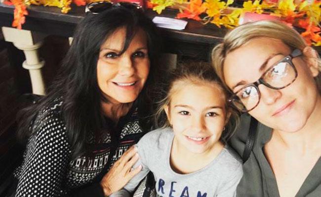 Sobrina de Britney Spears sale del hospital tras accidente