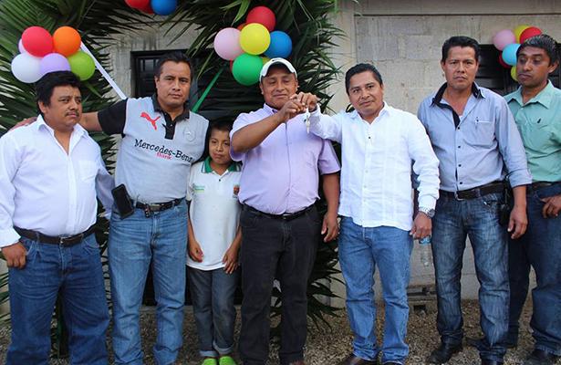 Retienen a trabajadores del ayuntamiento de Chilón