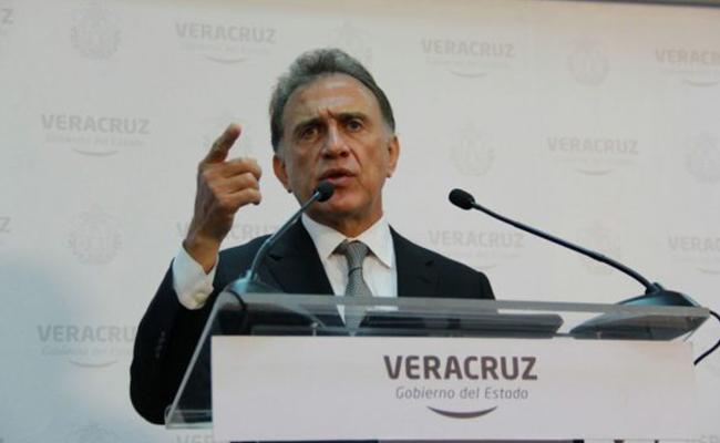 Yunes Linares exige a jueces apegarse a la ley en caso de Javier Duarte