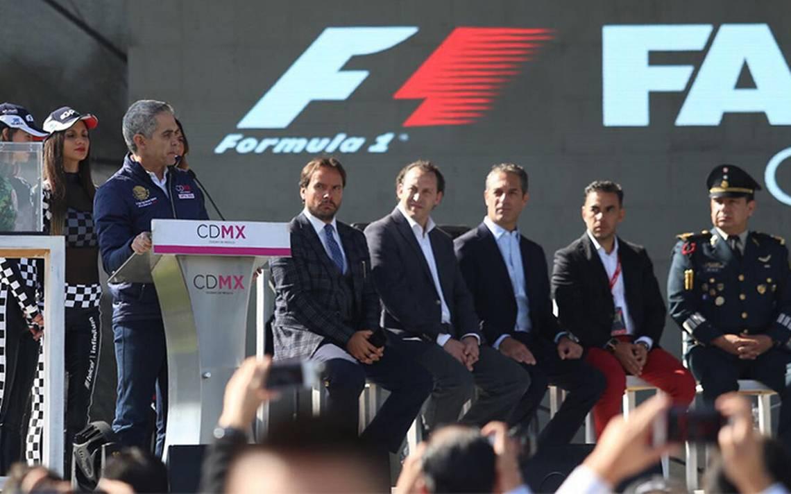 Así fue la inauguración de la  F1 Fan Zone en Campo Marte