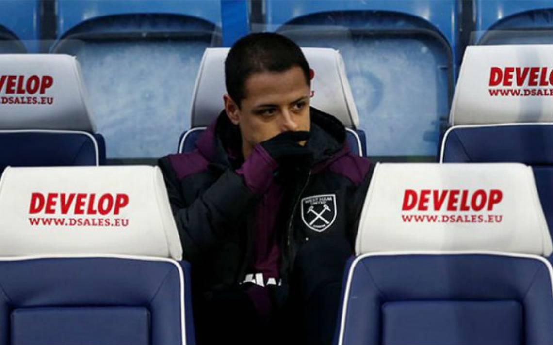 Chicharito HernA?ndez tiene planes de salida del West Ham