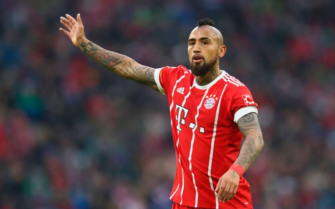 Arturo Vidal se pierde Champions y lo que resta la temporada del Bayer Munich