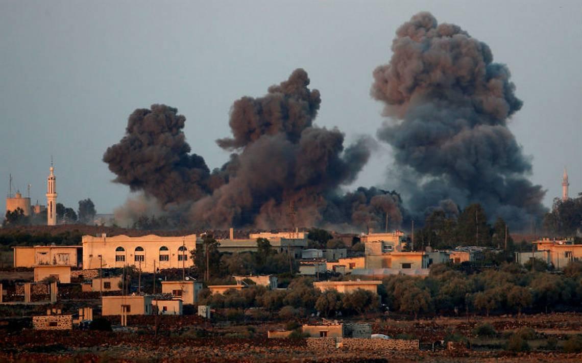 Estado Islámico deja 54 muertos en atentados y choques armados al sur de Siria