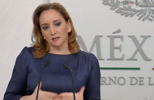 Sumar mujeres a cargos populares, prioridad para el PRI: Caludia Ruiz Massieu