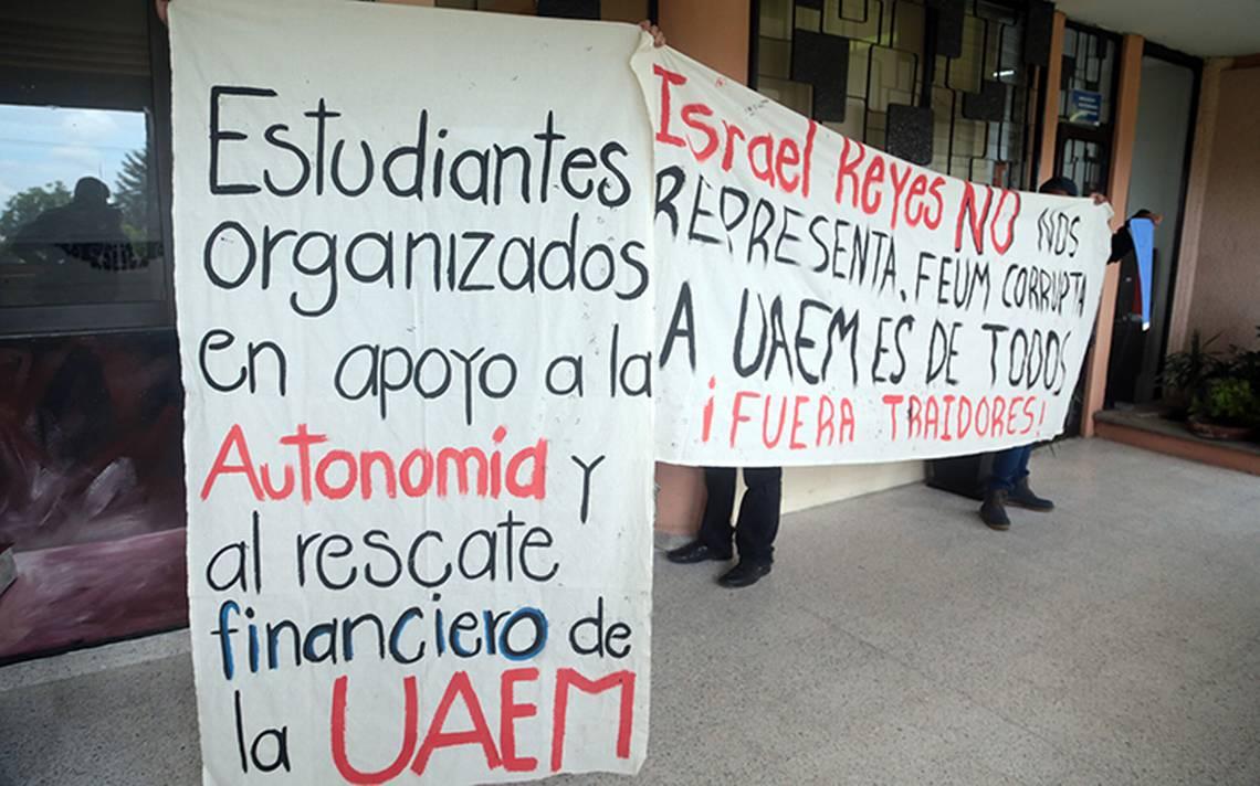 Universidad Autónoma de Morelos va a huelga por retención de recursos