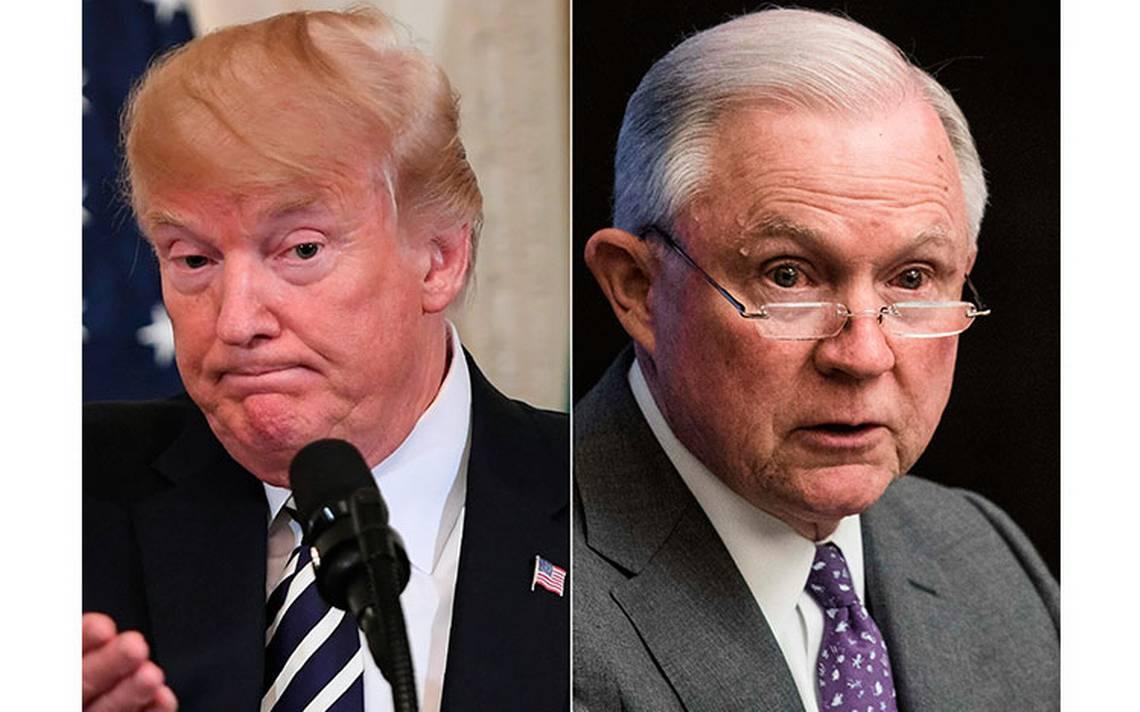 Trump pide a Fiscal General que ponga fin a investigación sobre Rusiagate