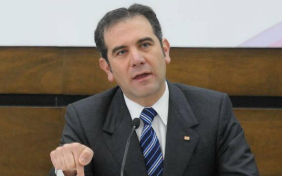 INE llama a funcionarios a no usar electoralmente programas sociales