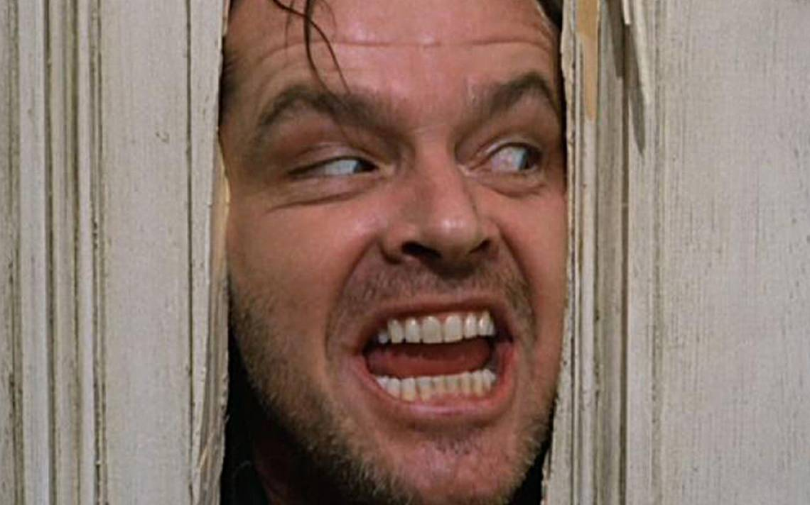 """Subastan chaqueta que usó Nicholson en filme """"El Resplandor"""" de Kubrick"""